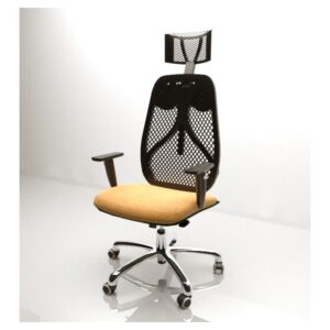 Manager Chair - Yellow
