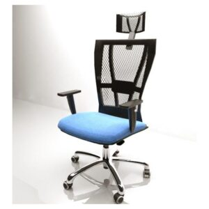 Manager Chair - Blue