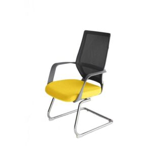 Office Chair - Yellow
